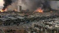 كم عدد القتلى في انفجار مرفأ بيروت