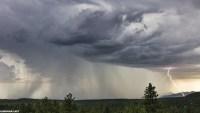 لماذا لا يحدث الهطول من جميع انواع الغيوم