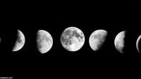 لماذا يتغير شكل القمر خلال الشهر الواحد