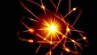 لماذا ينتج عن سلوك الالكترون في الذره الوان مختلفه للضوء