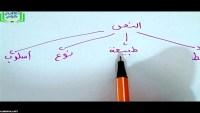 ما الفرق بين نوع الخط ونمطه