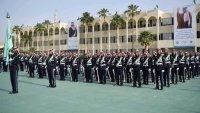 مدة دورة الضباط الجامعيين بالحرس الوطني