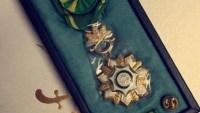 مميزات وسام الملك خالد من الدرجة الثالثة
