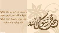 منشورات عن الدفاع عن الرسول صل الله عليه وسلم