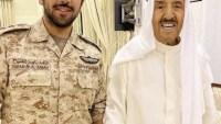 من هو فهد ناصر صباح الاحمد