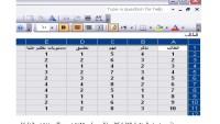 نموذج تحليل نتائج الاختبارات التحصيلية