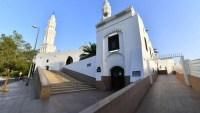 المسجد الذي تحول فيه المسلمون الى استقبال الكعبة المشرفة أثناء الصلاة هو