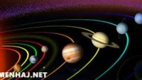 يبلغ عدد كواكب المجموعة الشمسية
