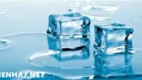 تجمد الماء تغير فيزيائي ام كيميائي