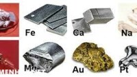 فلز انتقالي سائل عند درجة حرارة الغرفة ويستخدم أحيانا في مقاييس درجة الحرارة Hg