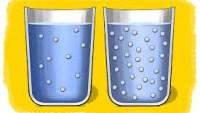 يذيب الماء عند درجة حرارة الغرفه كميه اقل من الملح عما يذيبه لو كان