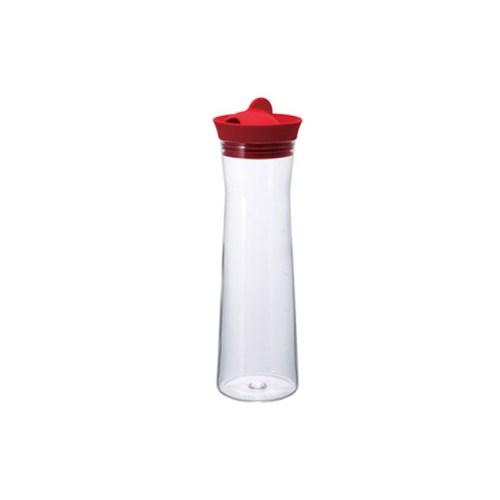 Hario Water Jug Red 1L WJ-10-R