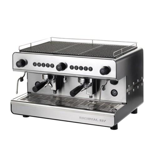 IBERITAL Mesin Espresso IB7-2G