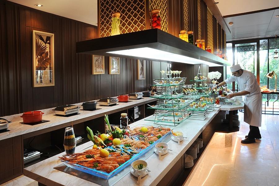 Hotel Halal Pertama Di Bangkok 4