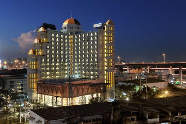 Hotel Halal Pertama Di Bangkok 1