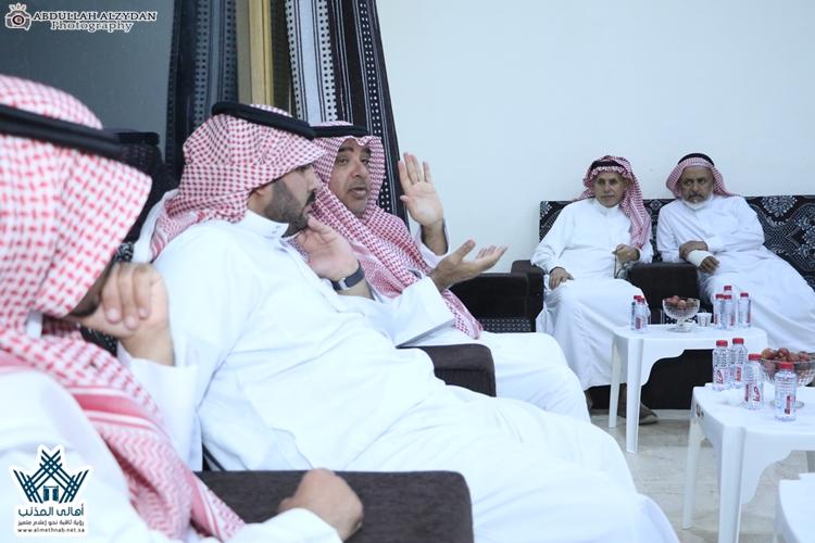 لجنة التمور في غرفة القصيم في ضيافة سعادة الأستاذ: عبدالله بن إبراهيم الفايز بمحافظة المذنب