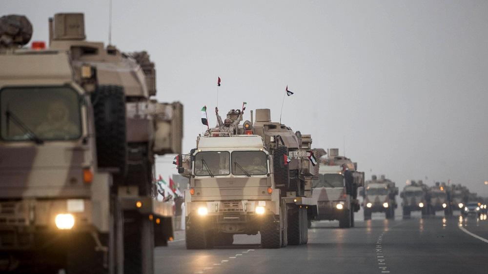 القوات الإماراتية والسودانية تنسحب من اليمن