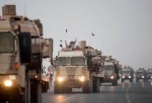 القوات الإماراتية عائدة من اليمن
