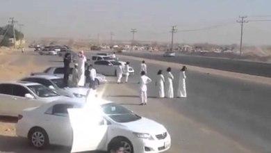 التفحيط في السعودية
