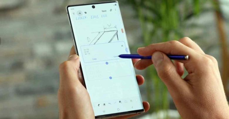 هاتف سامسونج جلاكسي نوت 10 Galaxy Note10
