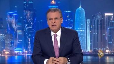 مذيع الجزيرة جمال ريان يودع جمهوره