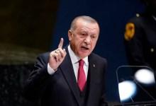 أردوغان يشن هجوما ناريا