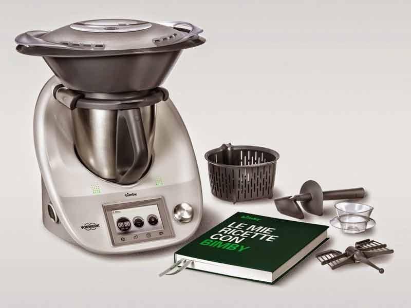 Bimby TM5 VORWERK Opinioni Prezzo e Offerta  Robot Cucina