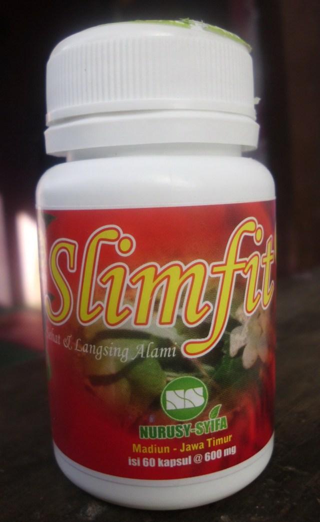 SLIMFIT (sehat & langsing alami)