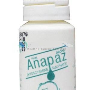Anapaz Drops 125mcg,ml 10ml
