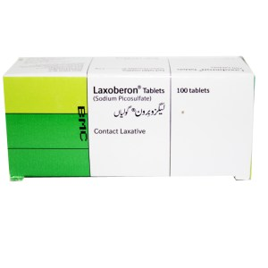 Laxoberon Tab 5mg 10x10's