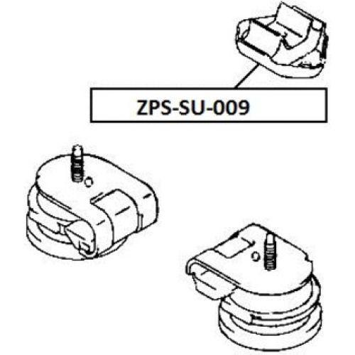 NTY Silentblok motor zadní Silentblok motor zadní SUZUKI