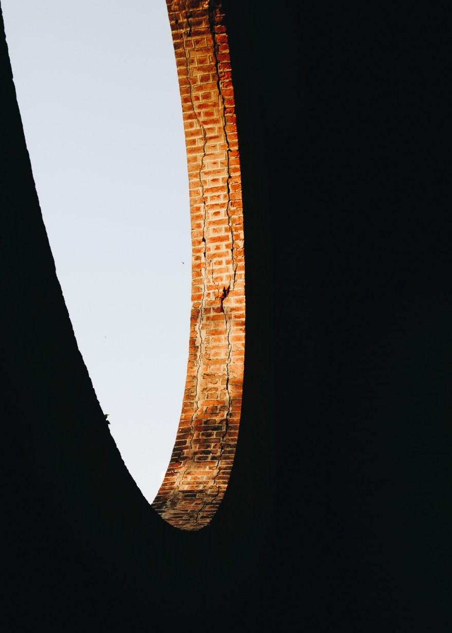Louis Kahn, Indian Institute of Management, IIM, ahmedabad, almjohannes, fotograf skane, landskapsfotograf, fotokonst, print, fotograf,