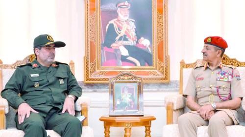 الرتب العسكرية في سلطنة عمان 1443/2021