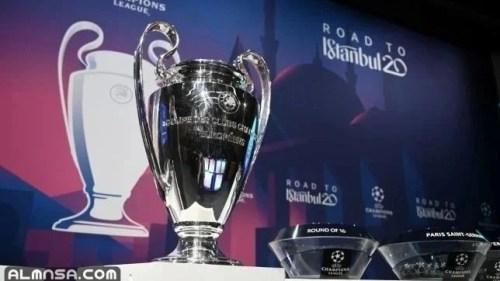 مجموعة الريال في دوري أبطال اوروبا 2022