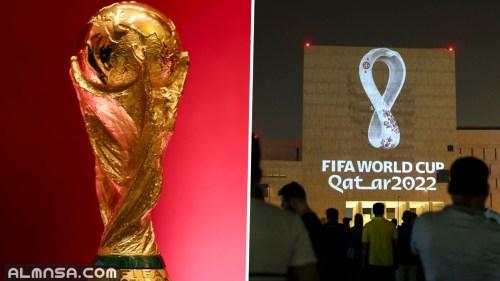 الفرق المتأهلة لكأس العالم 2022