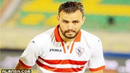 حقيقة انضمام اللاعب حمدي النقاز لنادي الأهلي السعودي