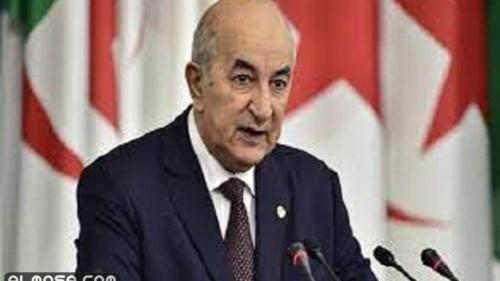 حقيقة وفاة الرئيس الجزائري عبد المجيد تبون