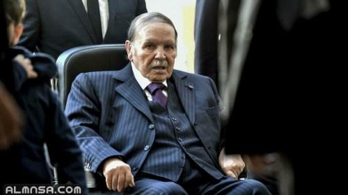 سبب وفاة عبد العزيز بوتفليقة الرئيس الجزائري السابق