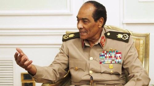 سبب وفاة محمد حسين طنطاوي وزير الدفاع المصري الاسبق