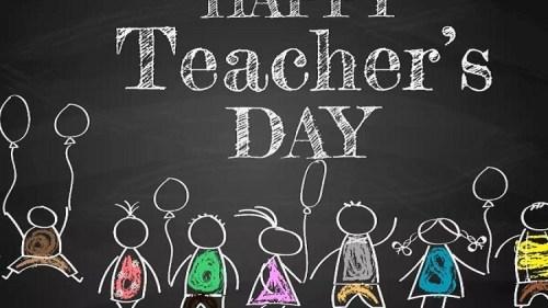 عبارات تهنئة بيوم المعلم قصيرة 2021