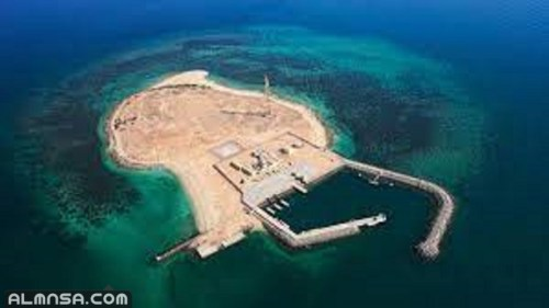 كم عدد الجزر في الكويت
