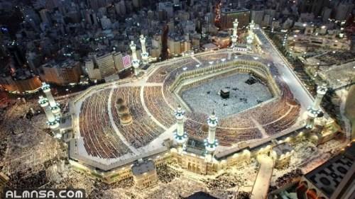 كم عدد مآذن المسجد الحرام
