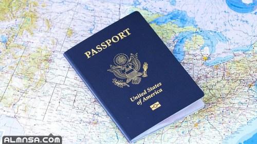 ماذا مكتوب على الجواز السعودي