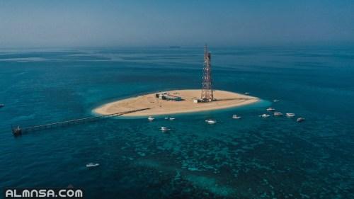 ما هي اصغر جزيرة في الكويت