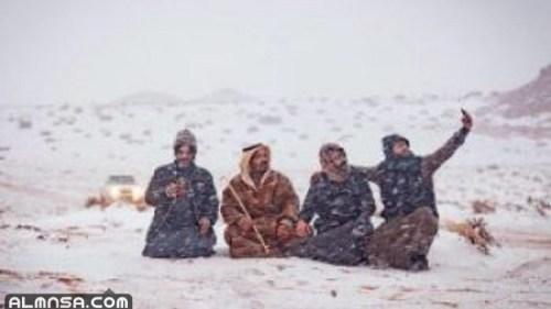 متى دخول الشتاء في السعودية 2021