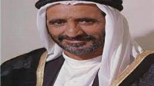 متى ذكرى وفاة الشيخ راشد بن سعيد
