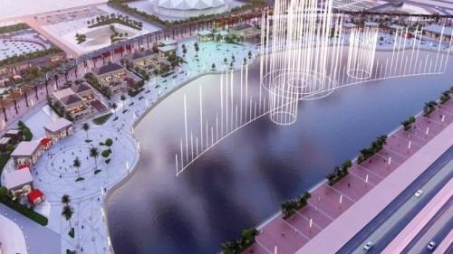 منطقة قرية زمان موسم الرياض 2021