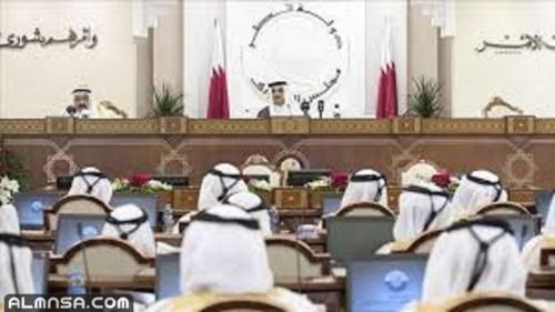 من هو أول رئيس مجلس شورى منتخب في قطر