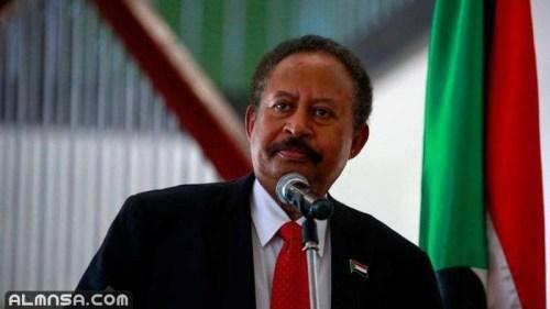 من هو رئيس السودان الحالي