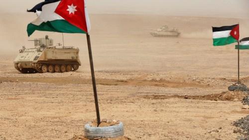 موعد التسجيل في الكليات العسكرية في الأردن 2021